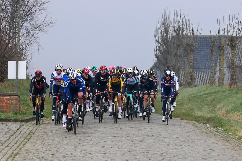 Deelnemers + rugnummers Ronde Vlaanderen Mannen