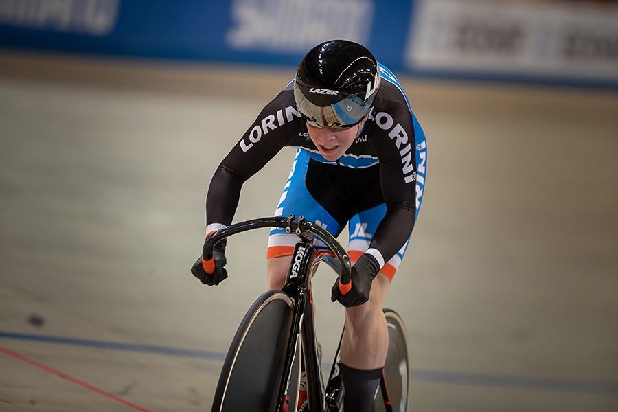 Lamberink Nederlands kampioene 500 meter (+video)