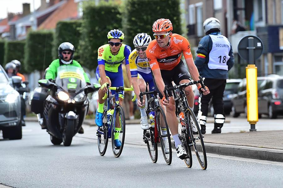 Stuyven troeft sprinters af in BinckBank Tour