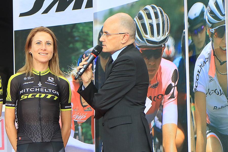 Giro Rosa: Van Vleuten komt om te winnen