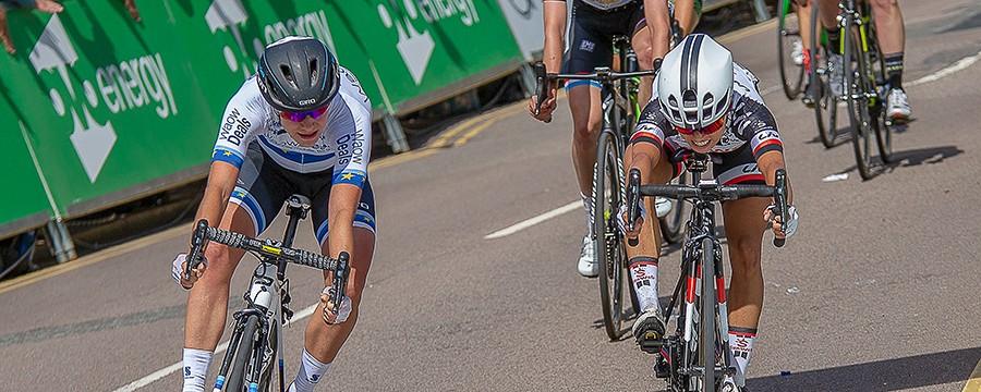Rivera verslaat Vos in Women's Tour