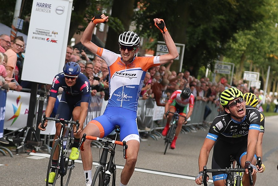 Kleiman wint Ronde van de Achterhoek