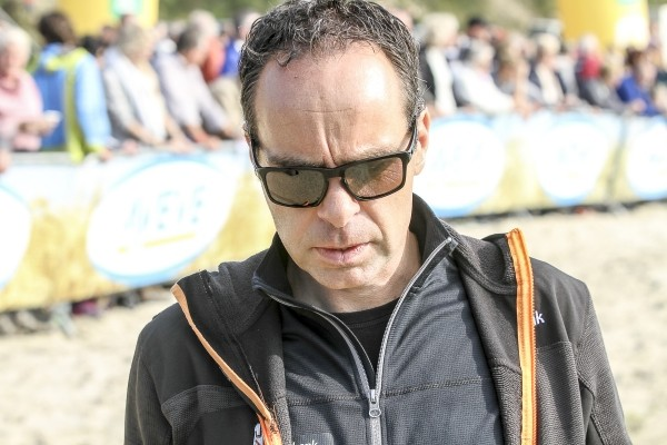 Richard Groenendaal ploegleider Boels-Dolmans