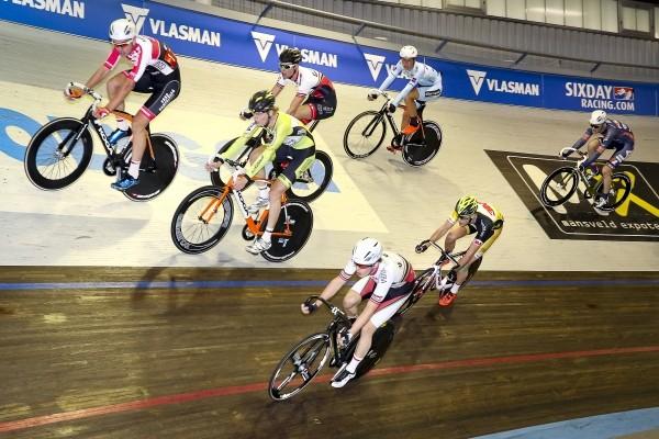 Nederlands Kampioenschap  50 km  in Velodrome