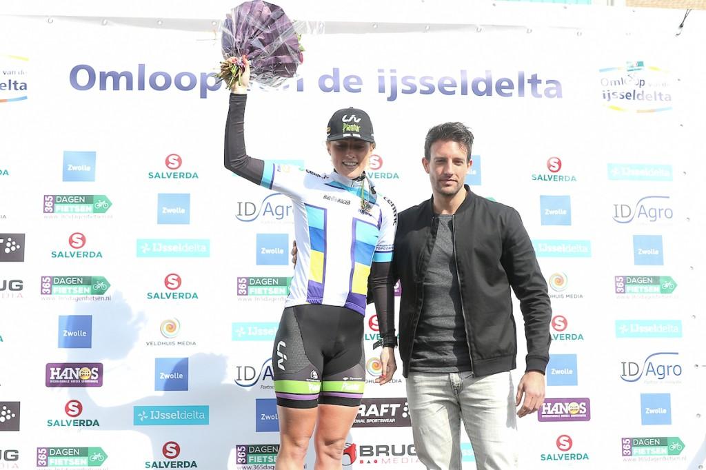 DSM heeft opstellingen Amstel Gold Race gereed