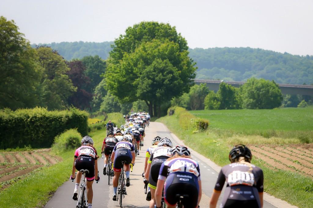 Maaike Coljé heeft UCI-vrouwenteam in 2021