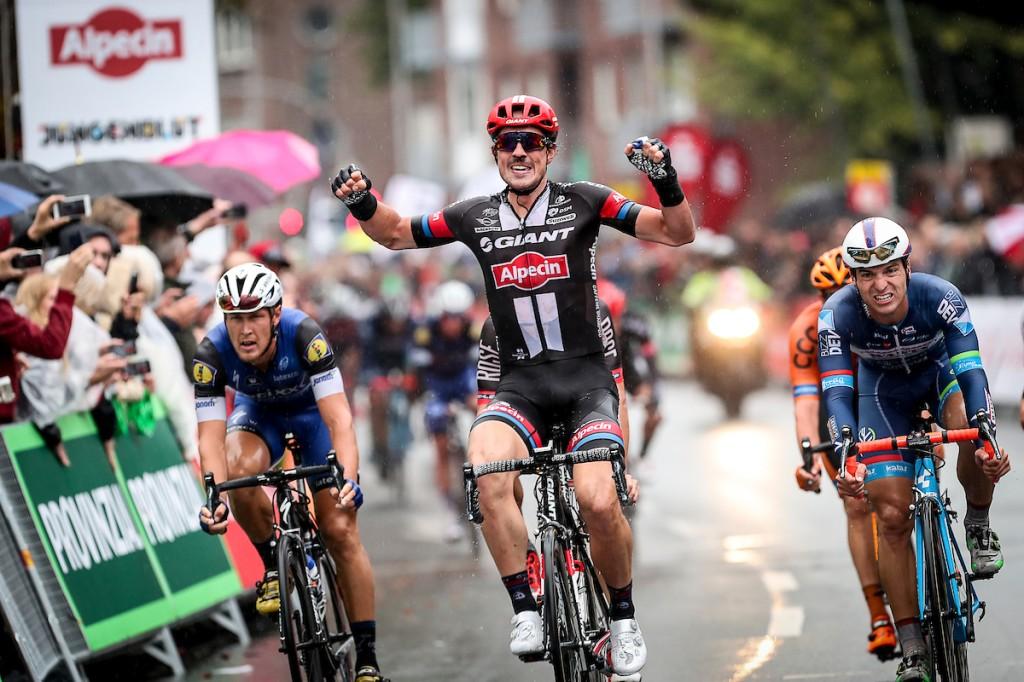 Ook geen start Muensterland Giro in Enschede