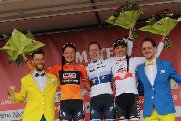 Boels-Dolmans en Waowdeals voor Amstel Gold Race