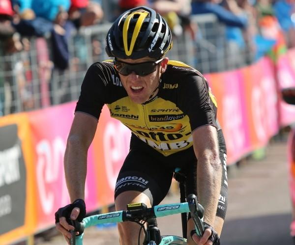 Kruijswijk terug bij af in Ronde van Spanje