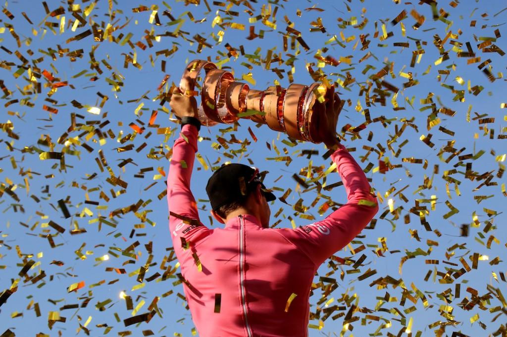 Deelnemers en rugnummers Giro d'Italia 2021