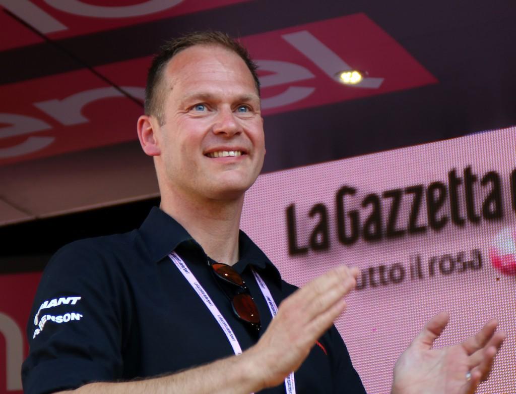 Team DSM zonder Nederlanders naar Giro