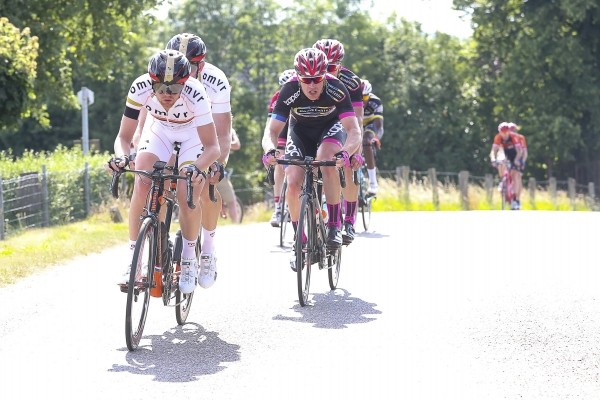 Geen Healthy Ageing Tour voor Paracyclists