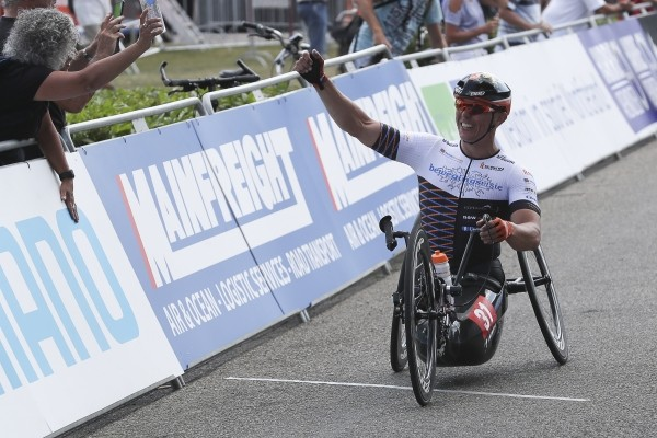Emmen is klaar voor WK Para-Cycling