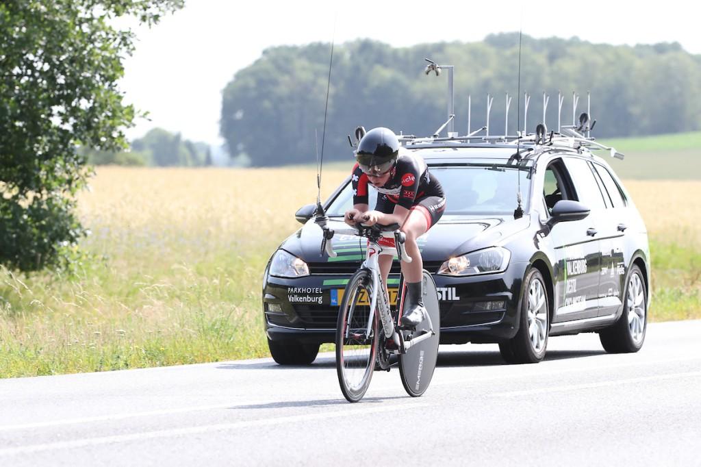 Rijnbeek stapt over naar NXTG Racing