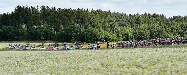 Pieters nu derde in Thuringen Rundfahrt