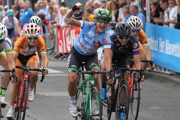 BeNe Ladies Tour start in 2019 en 2020 in Utrecht