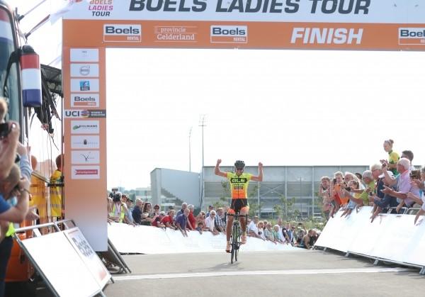 Boels Rental ook komende drie jaar hoofdsponsor Ladies Tour