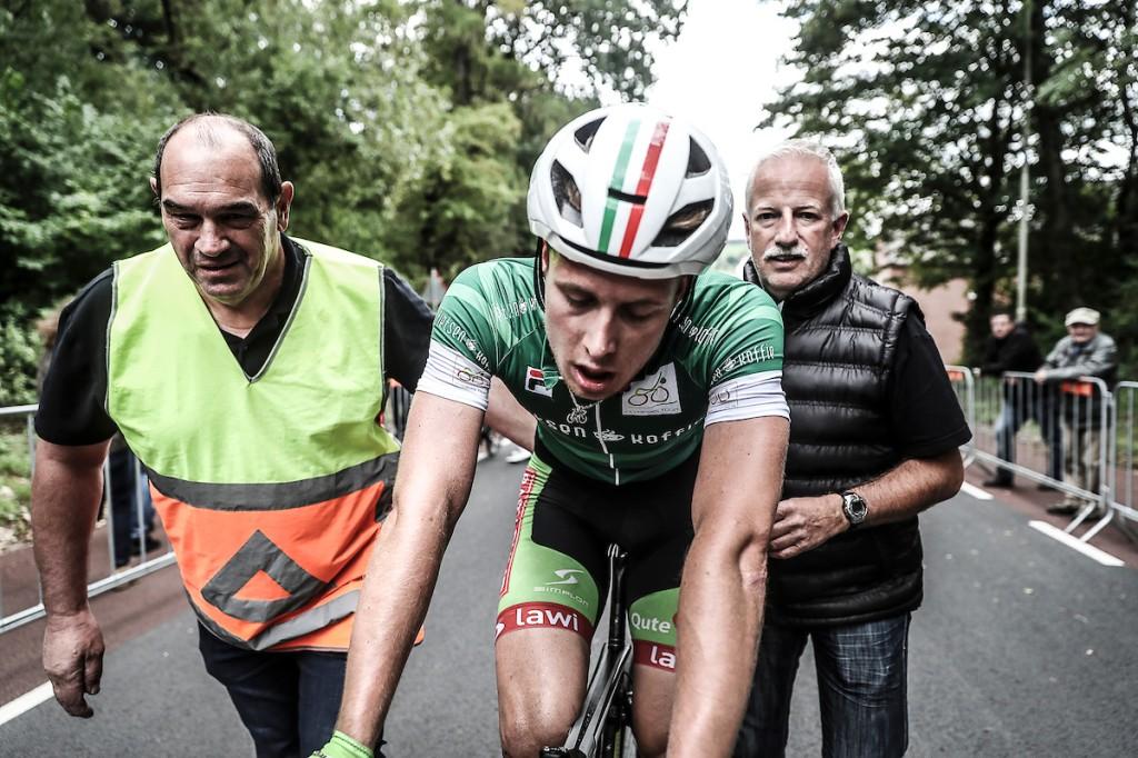 Patrick van der Duin hoopt op rentree in Omloop Glazen Stad