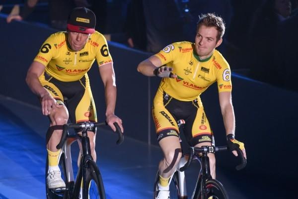 Vlasman-duo naar vierde plek in Gent