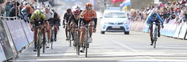 Healthy Ageing Tour met sterk Boels-Dolmans Team