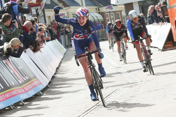 Georgi wint eerste etappe Watersley Challenge