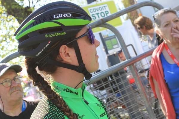 Nederlandse UCI-vrouwenteams voor Luik