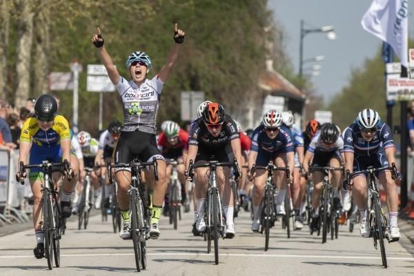 Bossuyt wint tweede rit Omloop Borsele
