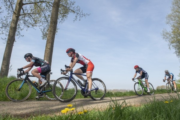 Eerste vier rensters voor UCI-team Swabo