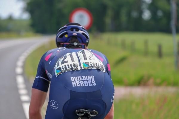 SEG aan het feest in de Ronde de l'Isard
