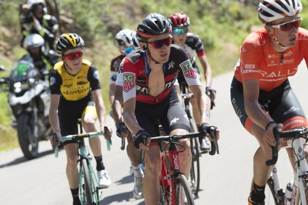 Tolhoek is vierde in Tour of California