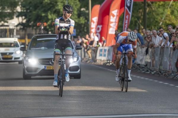 Jelle Wolsink wint Parel van de Veluwe