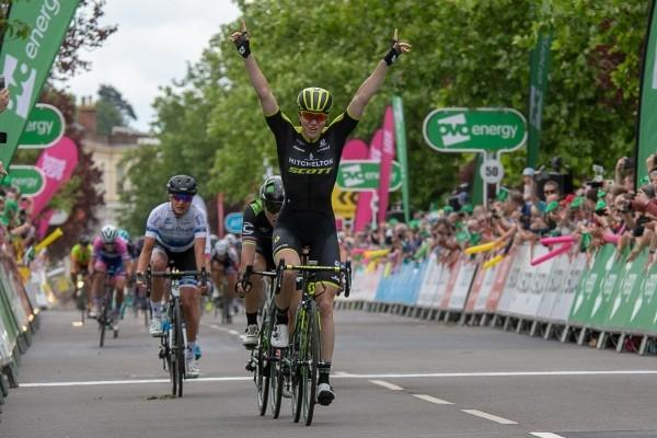 Roy wint derde etappe in Women's Tour