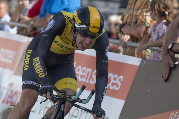 Pascal Eenkhoorn is op zijn plek in de WorldTour