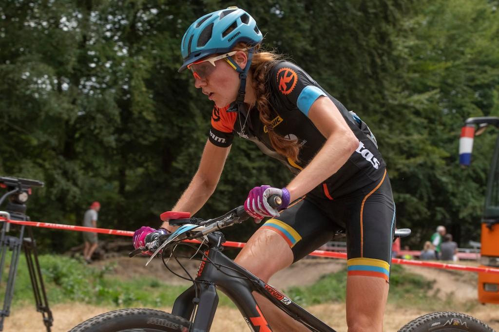 Lotte Koopmans naar MTB-team Brentjens