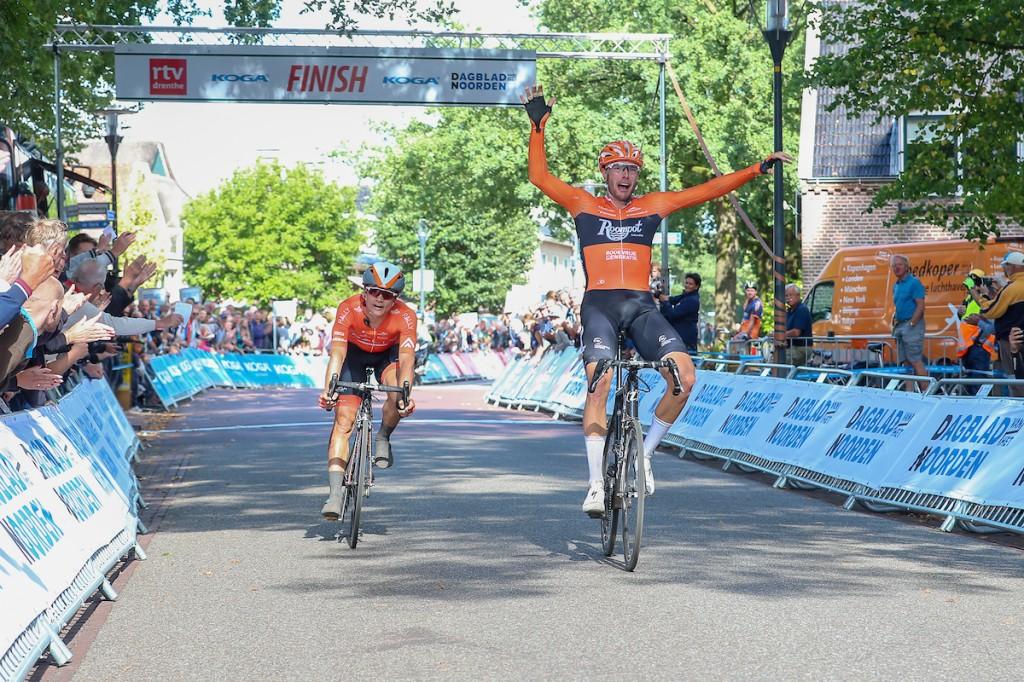 Wereldkampioen Van Schip gaat weg op