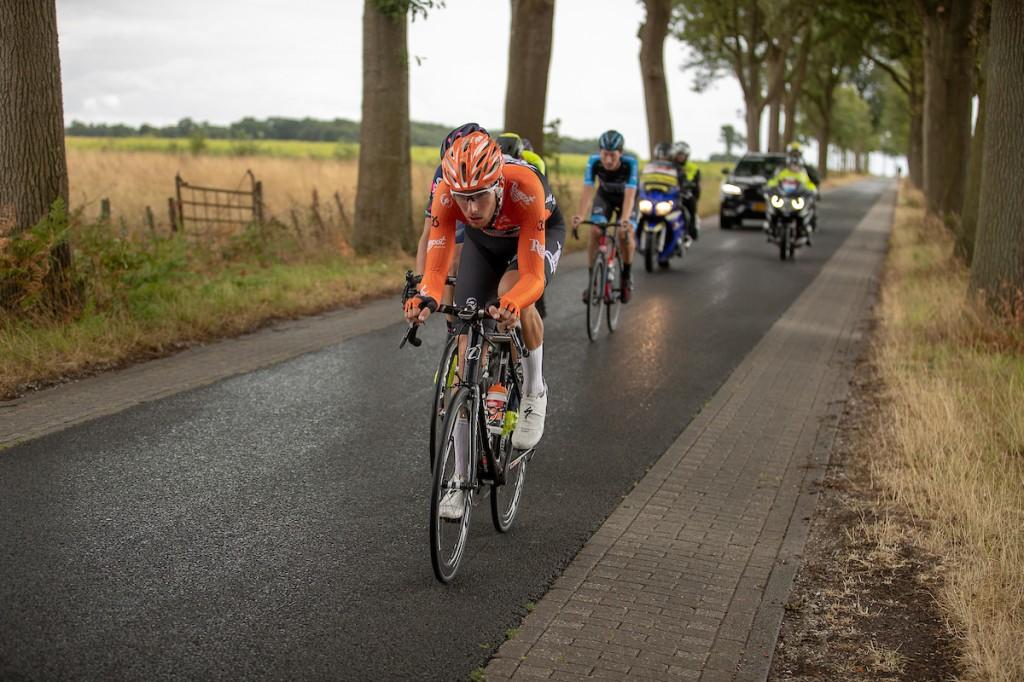 Van Schip naar zege in Baloise Belgium Tour