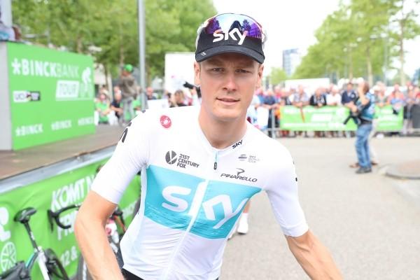 Van Baarle grijpt net naast dagwinst in Vuelta