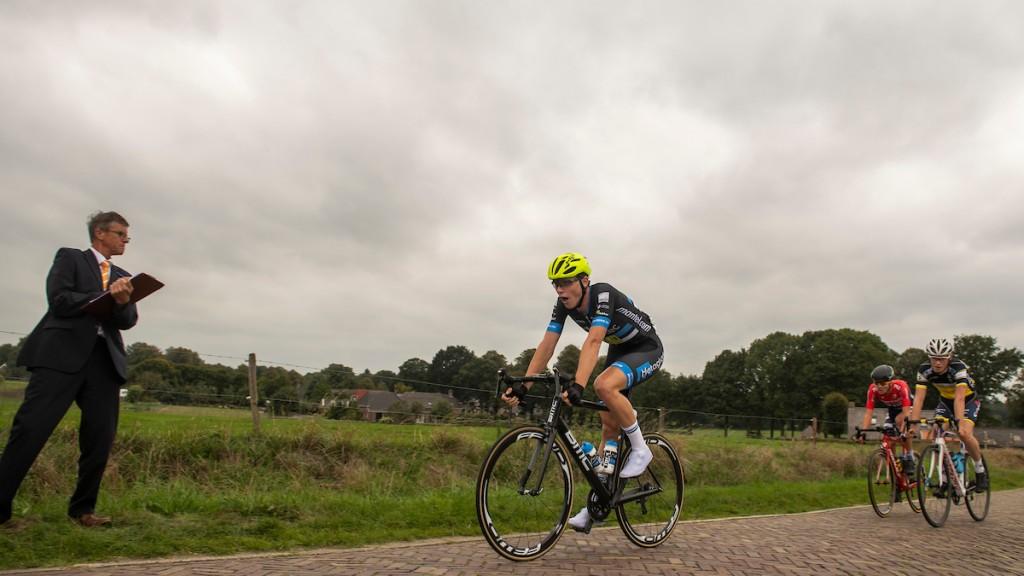 David Dekker wint Houtse Linies