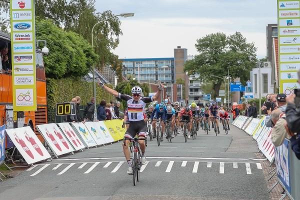 Tweede rit Olympia's Tour voor Kanter