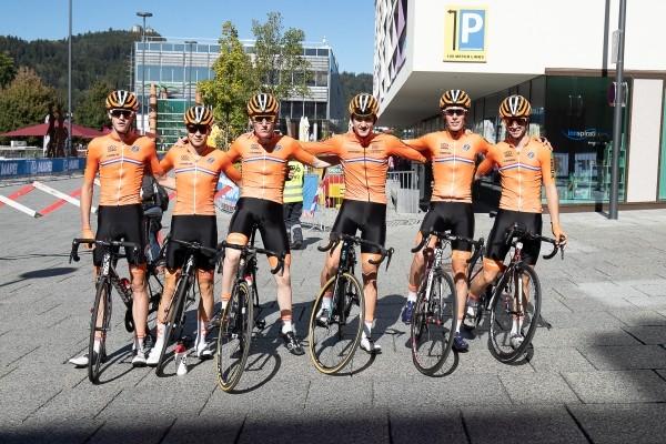 Startlijst WK wegwedstrijd junioren Innsbruck
