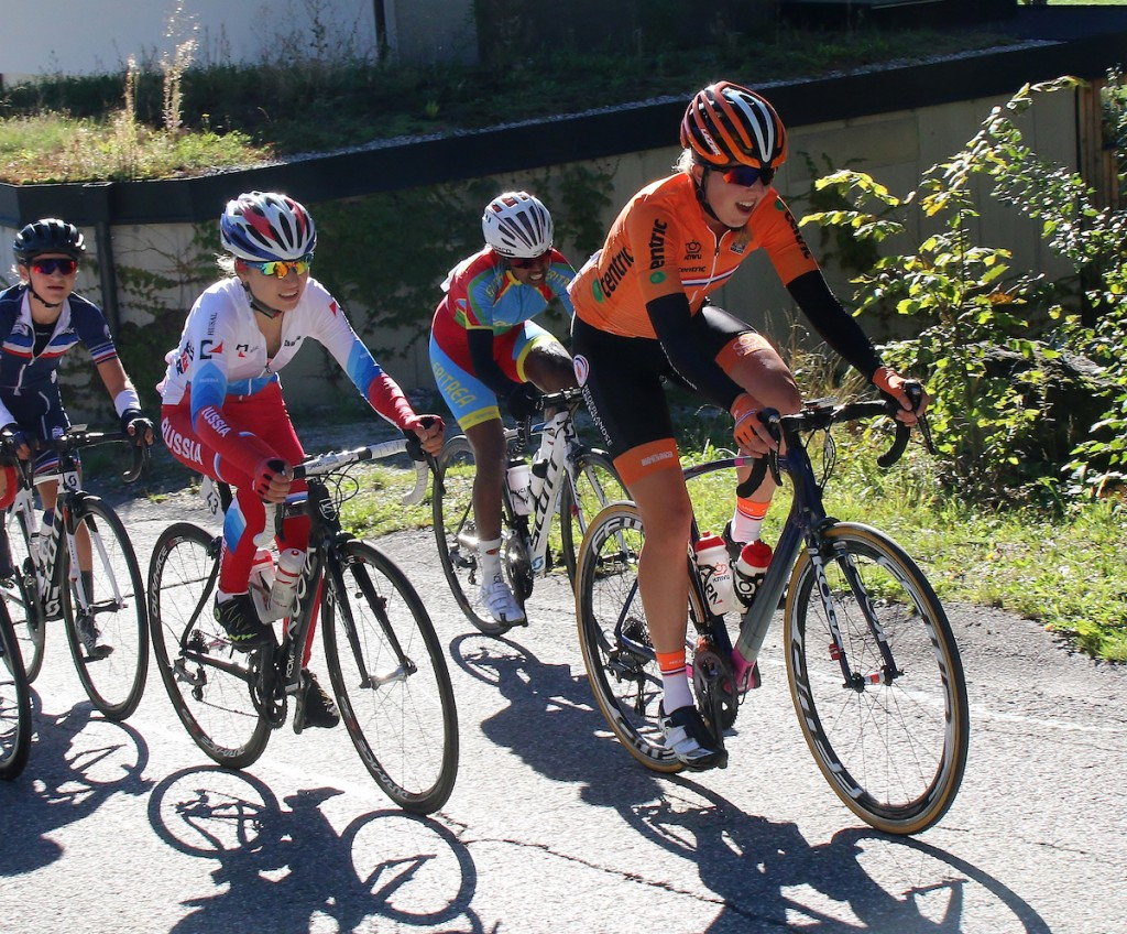 Deelnemers Healthy Ageing Tour 2021