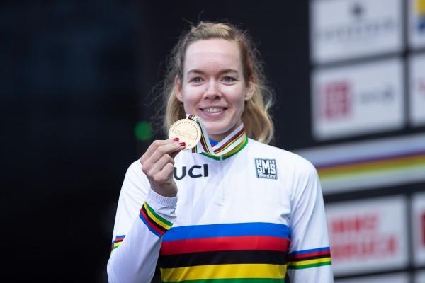 Van der Breggen start in Het Nieuwsblad