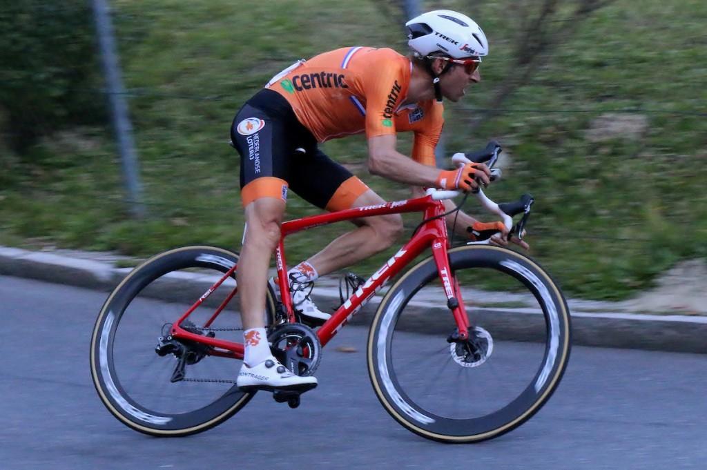 Mollema is vierde in olympische wegwedstrijd