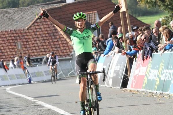 Vos wint in Ronse, Worst eindigt als derde