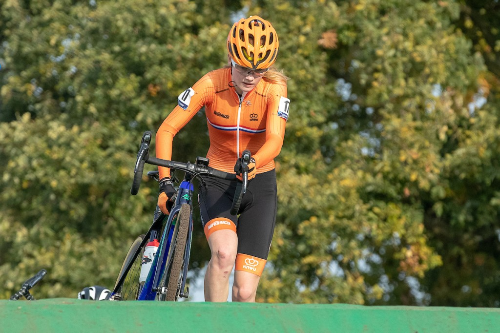 Pieterse en Betsema stijgen op UCI-ranking