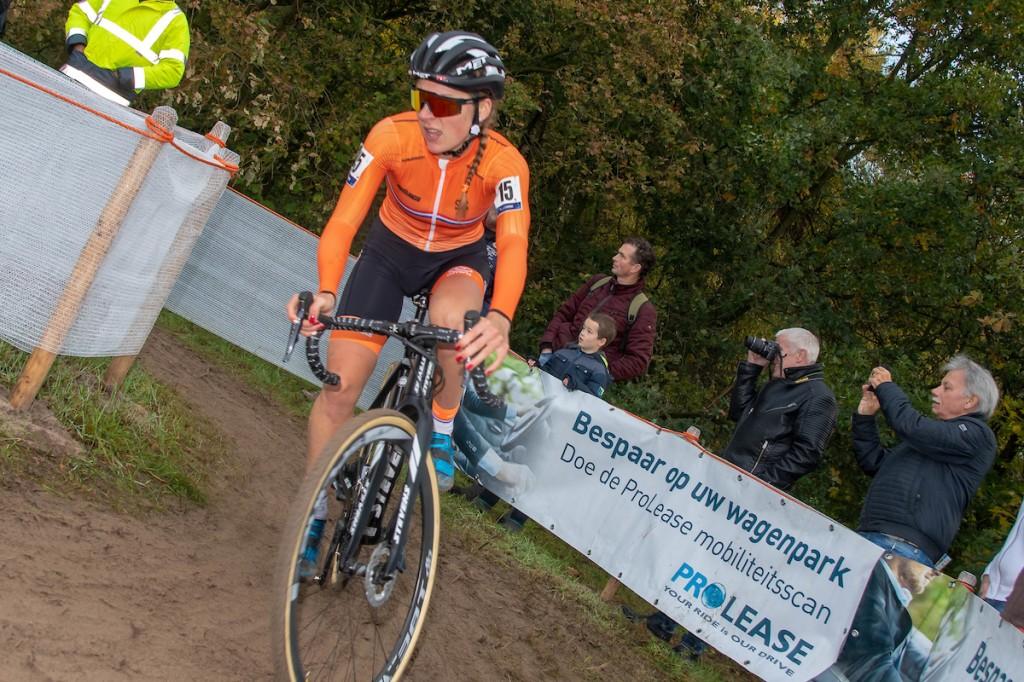 Kastelijn is vierde in derde rit Thuringen