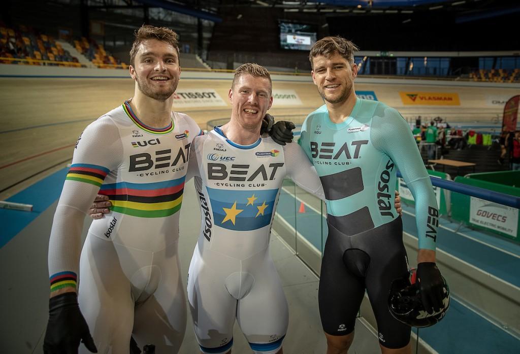 BEAT zoekt naar opvolger Van den Berg voor teamsprint