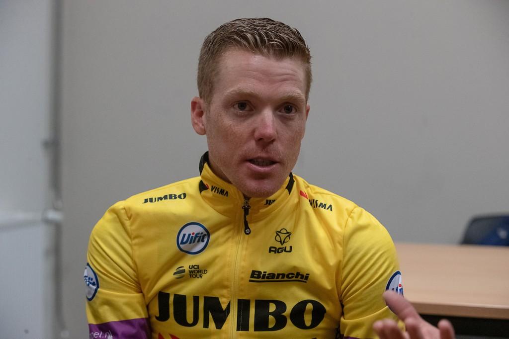 Kruijswijk zakt naar vierde plek in Tour