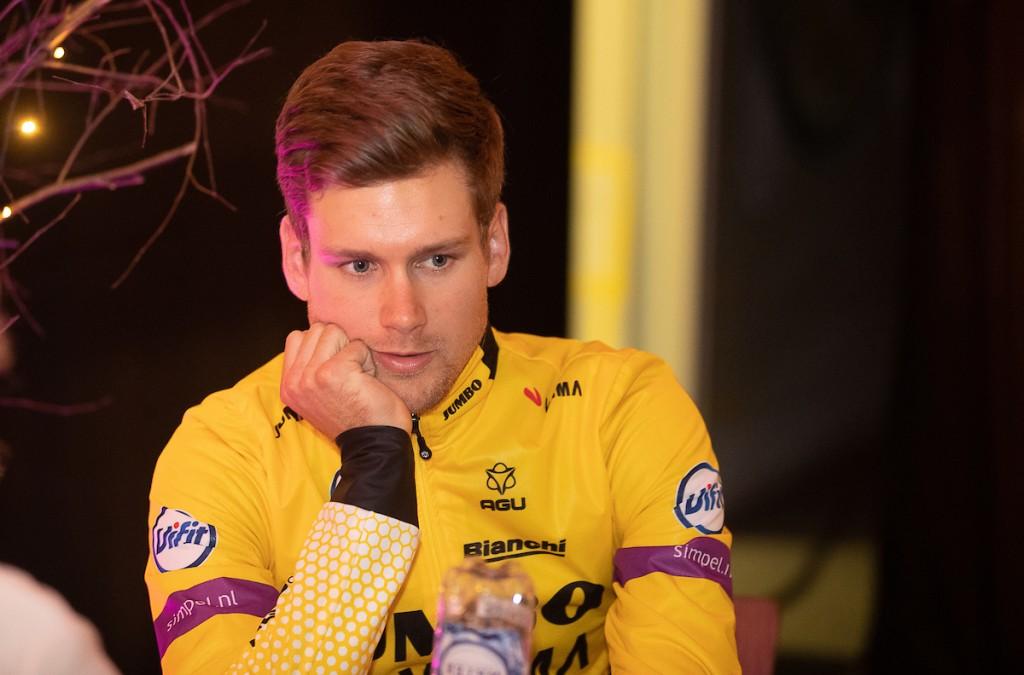 Lennard Hofstede gaat op voor zijn tweede Giro