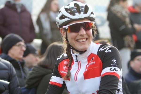 Lucinda Brand wint ook in Bredene